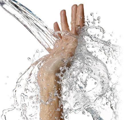 BB1000 Water Stream