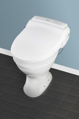 rehausseur d 39 abattant de toilette. Black Bedroom Furniture Sets. Home Design Ideas